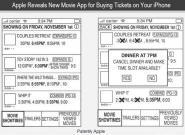 Patent: iPhone App von Apple