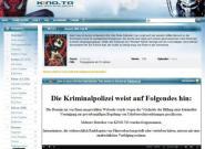 Kinos.to gesperrt, Deutschland muss wieder