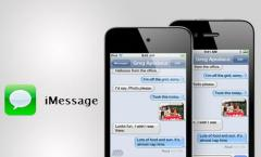 Apple integriert Chat-Dienst iMessage in