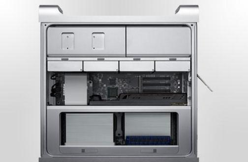 Mac Pro mit konfigurierbaren Intel