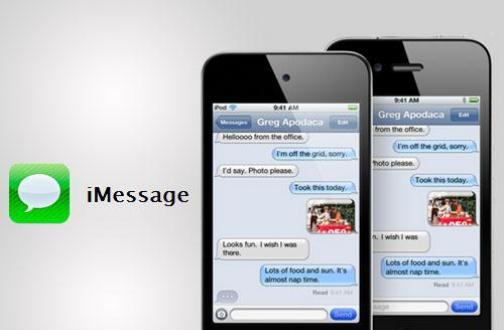 Apple integriert Chat-Dienst iMessage in