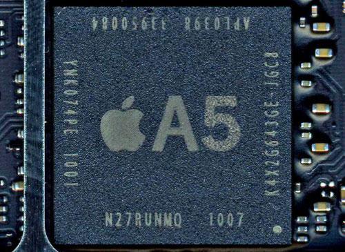 Apple A5 Prozessor