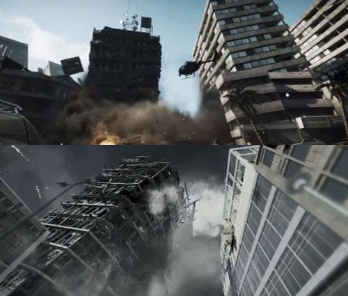 Battlefield 3 vs Modern Warfare 3