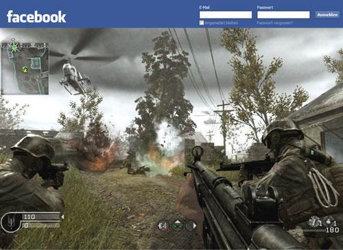 Facebook und COD