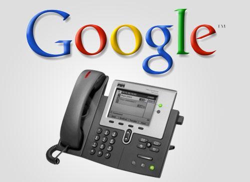 Google Telefon Support