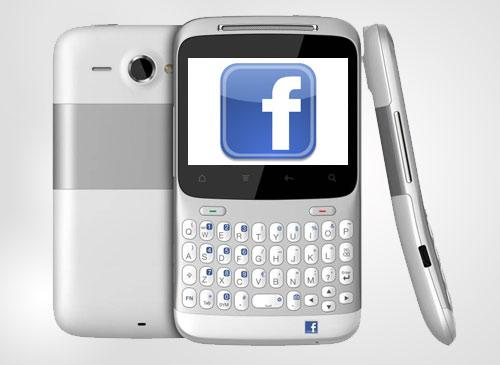 HTC ChaCha und Facebook