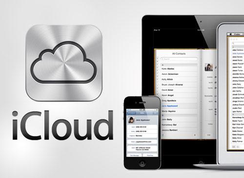 iCloud Übersicht