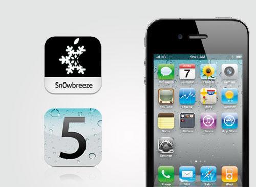 IOS 5 Snowbreeze