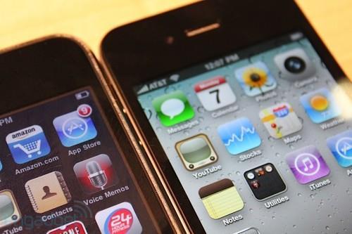 iphone 4 vs. 3GS