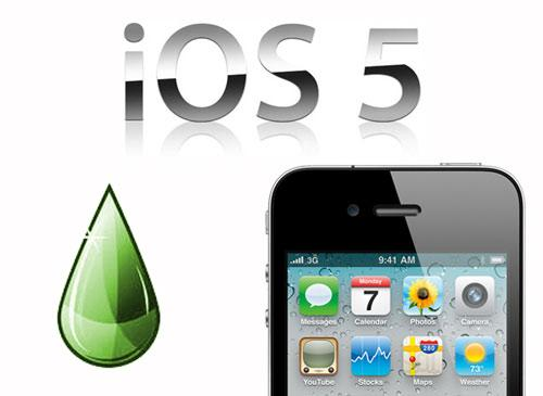 iPhone 4 und Limera1n