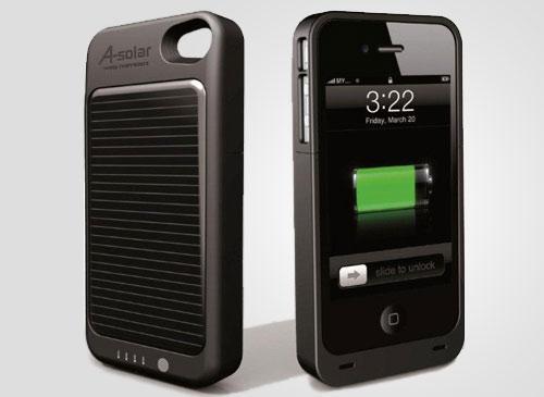 iPhone mit Sonnenlicht aufladen