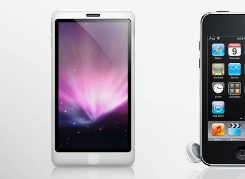 iPhone 5 und iPod Touch