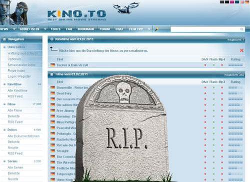 Kinos.to RIP