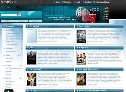 GVU Zu Moviek To Mitteilung Ihr Seid Eine Illegale Streamingseite