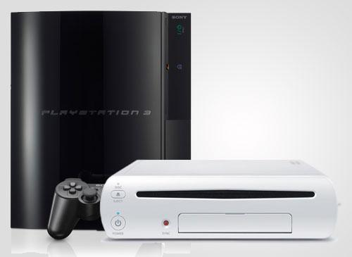 Wii u und die Playstation 3