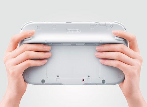 Wii U Rückseite