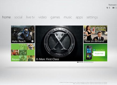 Windows 8 und XBox