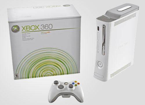 XBox 360 mit Verpackung