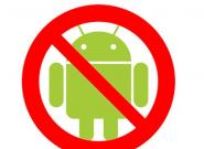 Apple vs. Google: Android Handys