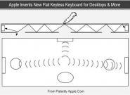 Neues Apple Patent: Tastatur ohne