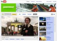 Greenpeace Kanal auf YouTube gesperrt: