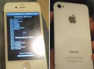 iPhone 4 mit Plastik-Gehäuse wird