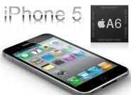iPhone 5: A6 Prozessor des