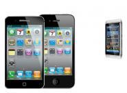 Apple iPhone 4 schickt Nokia