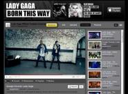 Lady Gaga Videos auf Youtube.com