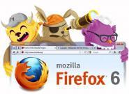 Firefox 6 Beta ab Juli