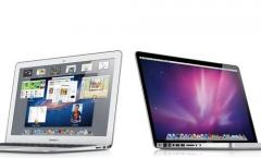MacBook Air vs. MacBook Pro: