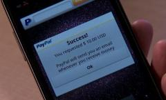 PayPal kündigt Handy-zu-Handy NFC App