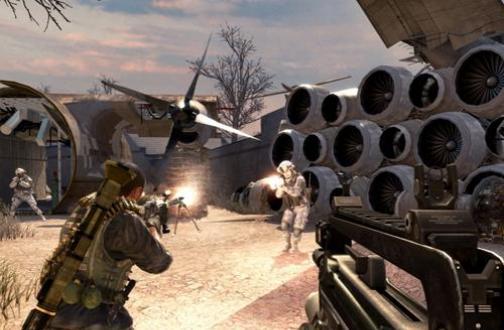 Oslo Attentäter nutzte Modern Warfare