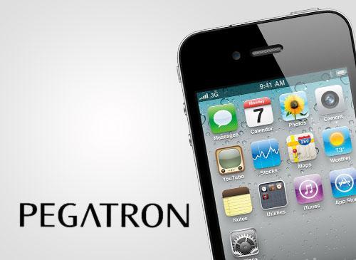 Apple iPhone 5 von Pegatron
