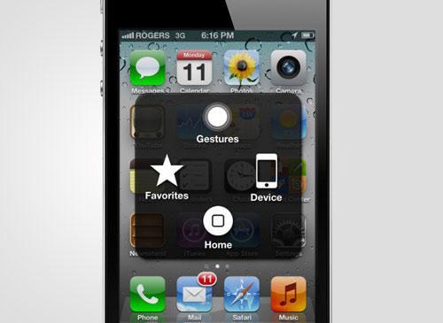 Apple iPhone ohne Tasten bedienen