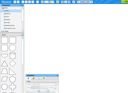 Cacoo Screenshot