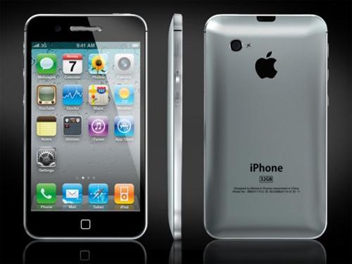iPhone 5G Ansichten