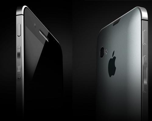 iPhone 5 Front und Rückseite