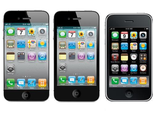 iPhone Familie
