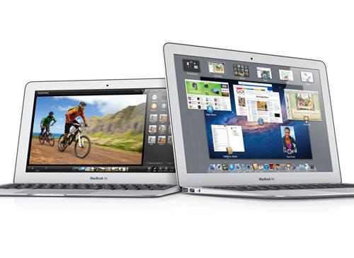 Macbook Air Frontansicht