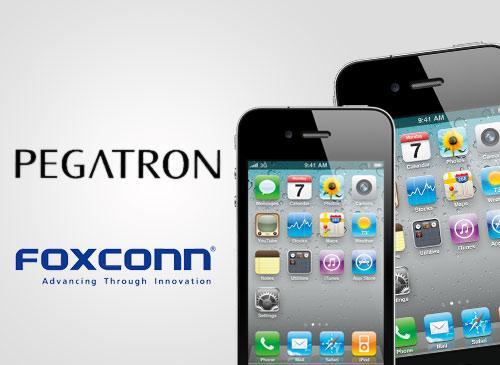 Pegatron und iPhone 5