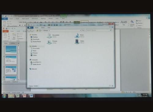 Windows 8 PC Screenshot