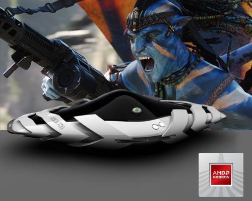XBox 720 Konzebtbild AMD Grafikkarte Avatar
