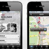 iPhone App zeigt interaktive Berliner