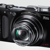 Fujifilm Digitalkamera zeichnet per GPS