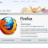 Browser: Firefox 7 mit Grafiksystem