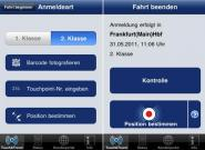 Bahntickets per Android Handy oder