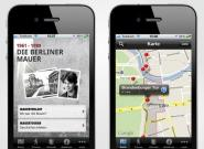 iPhone App zeigt interaktive Berliner