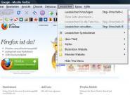 Firefox Lesezeichen, Passwörter und Einstellungen