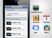 iCloud.com: Apple gibt Preise zum